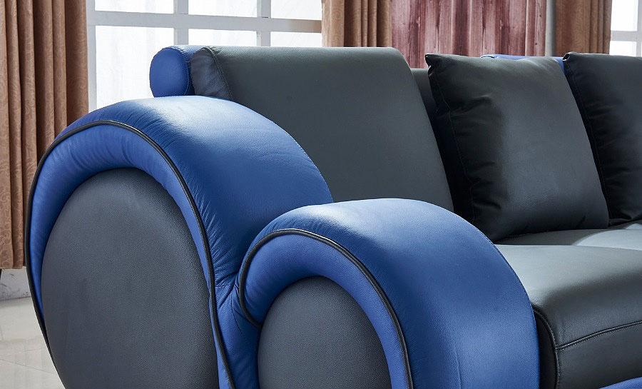 HiteK Leather Sofa Lounge Set