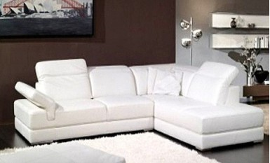 Horst Leather Sofa Lounge Set