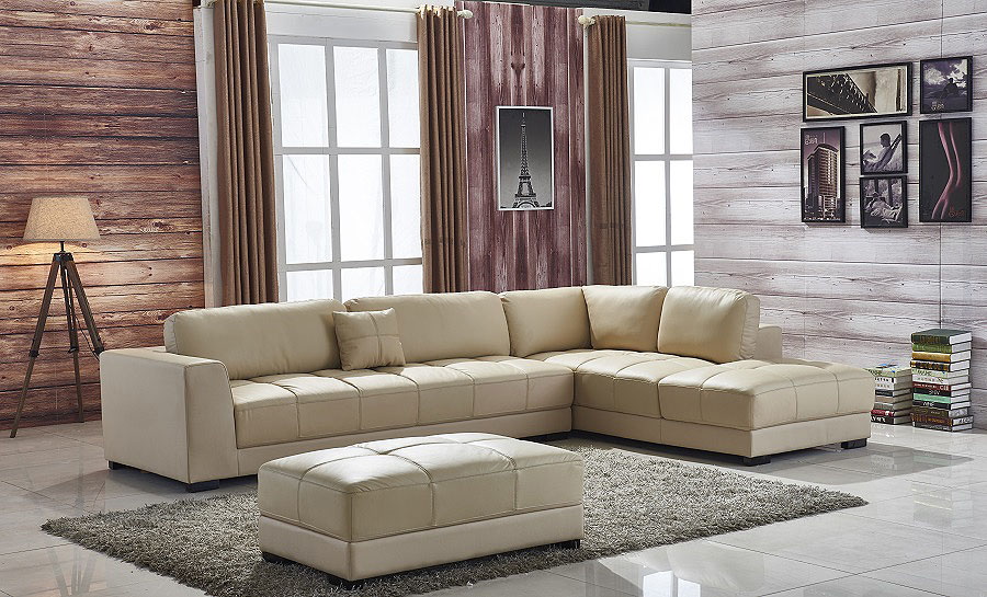 Carlton Leather Sofa  Lounge Set