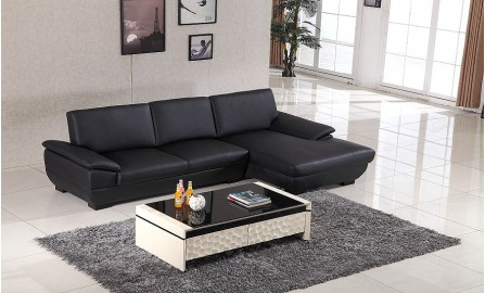 Forli Leather Couch Lounge Set