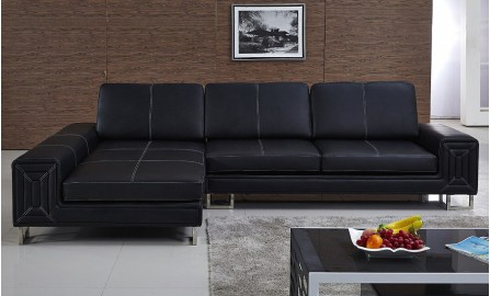 Remmy Leather Sofa Lounge Set