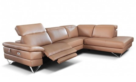 Visi Leather Sofa Recliner