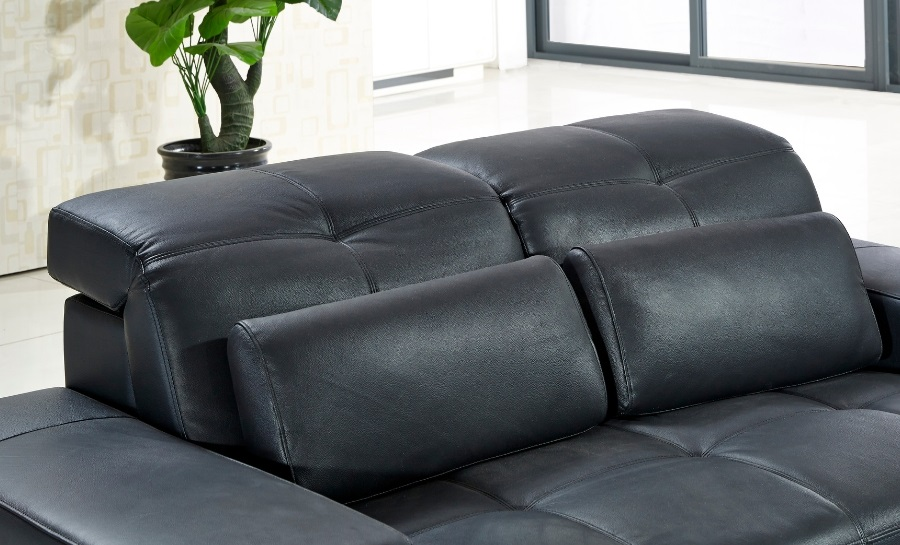 Mayo Leather Sofa Lounge Set