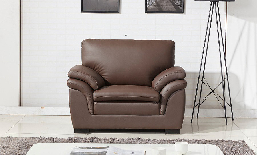 Terni Leather Sofa Lounge Set