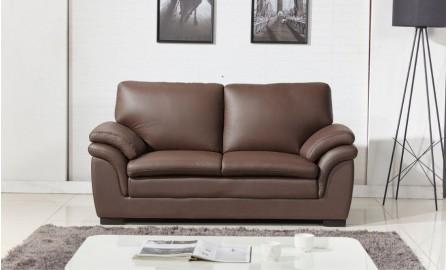 Terni 2 Seater Leather Sofa