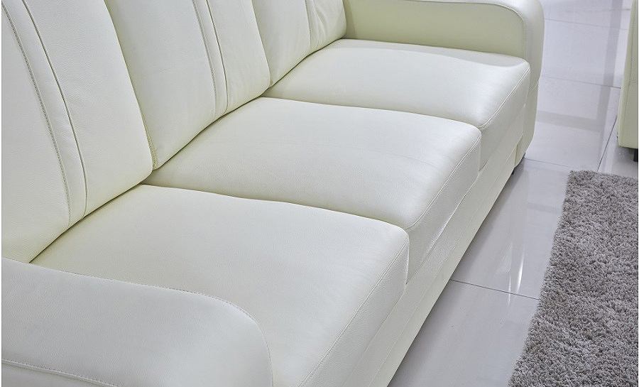 Fargo 3 Seater Leather Sofa