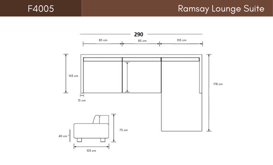 Ramsay Lounge Suite