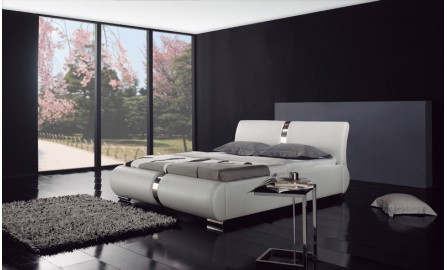 Leather Bed- Model 5
