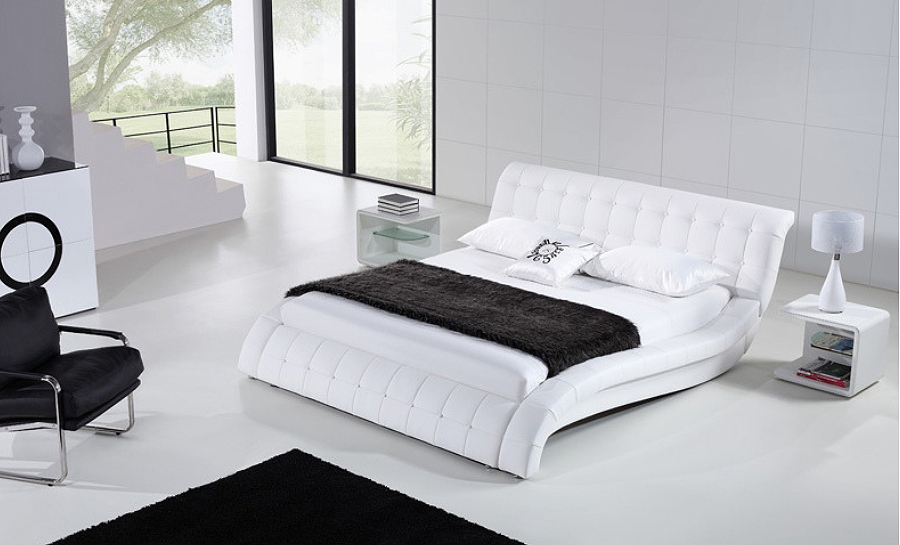 Leather Bed- Model 29