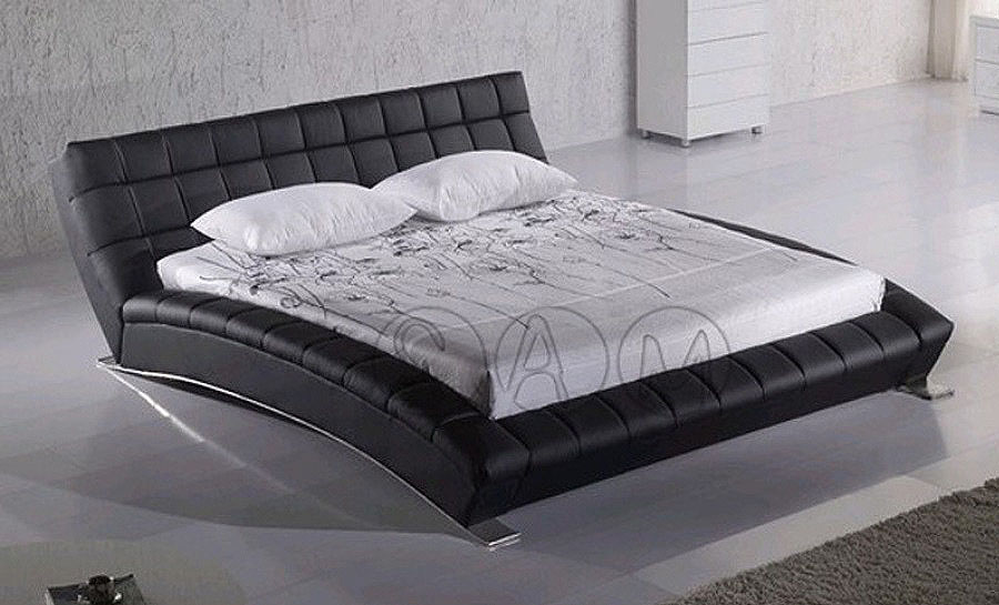 Leather Bed- Model 35