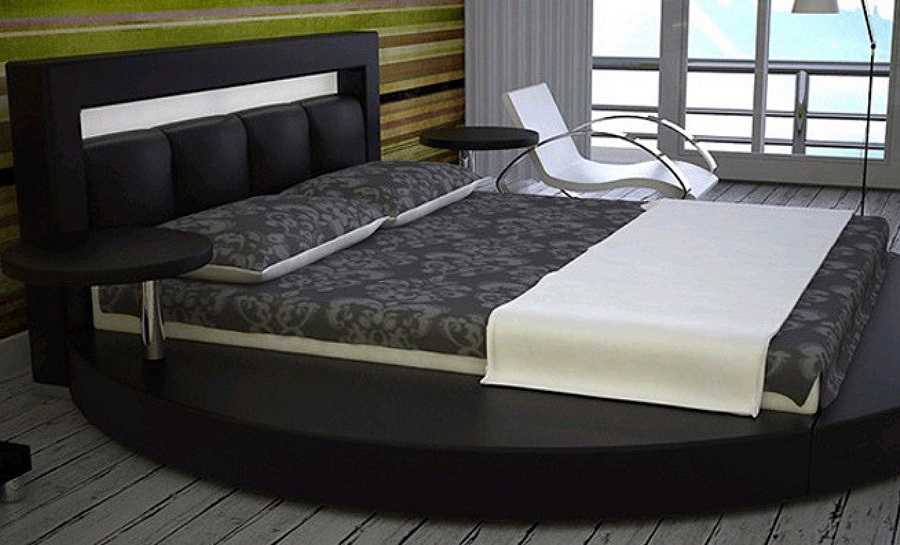 Leather Bed- Model 38C