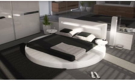 Leather Bed - Model 38C