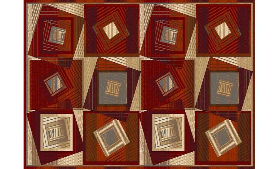 Rugs & Carpets (C) - C040A-BUR