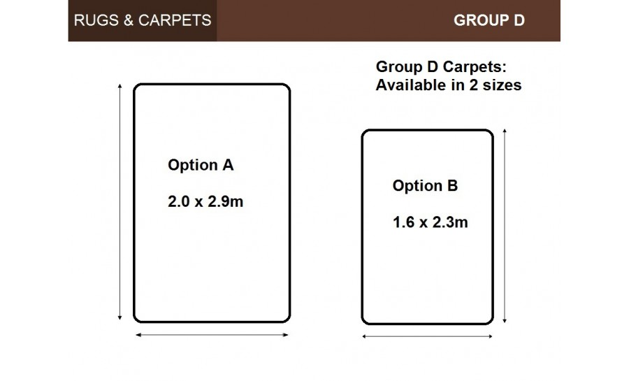Rugs & Carpets (D) - MW74505