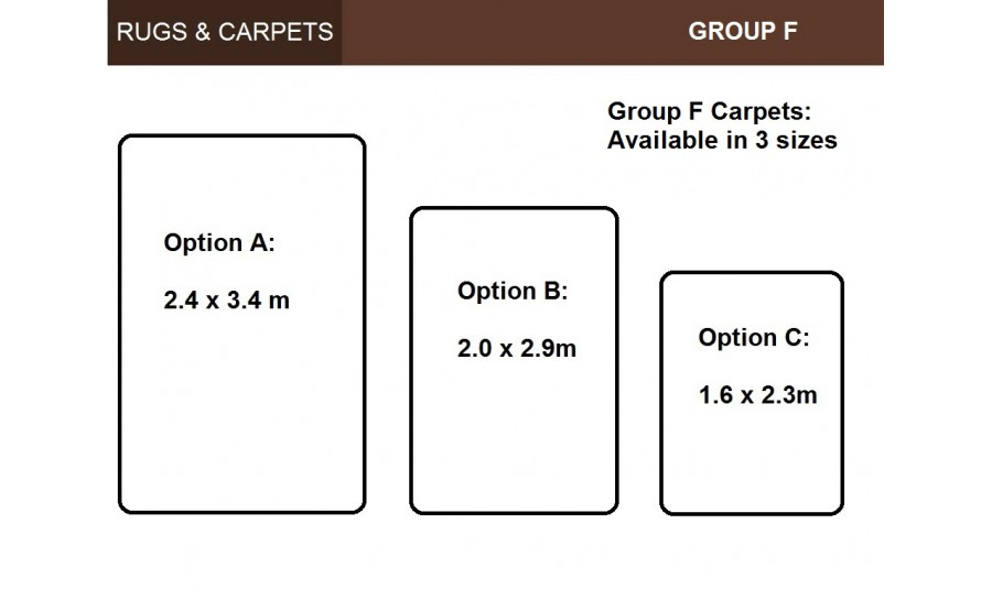 Rugs & Carpets (F) - XL-01B