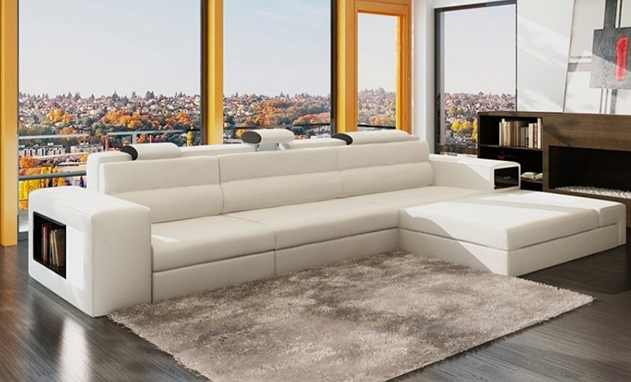 Cara - 3SC Leather Sofa Lounge Set