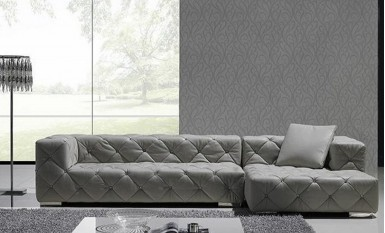 Rinny Leather Sofa Lounge Set