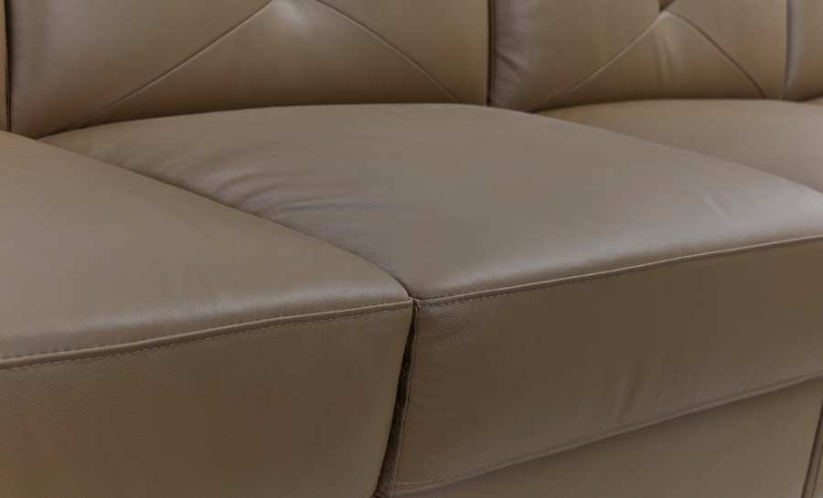 Portia Leather Sofa Lounge Set