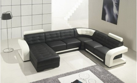 Killara Leather Sofa Lounge Set