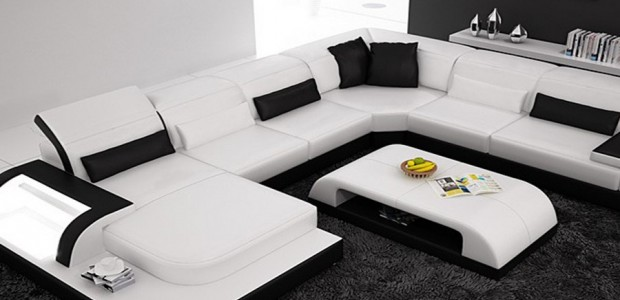 Desired Living Zodiac Signs Customisable Leather Sofa