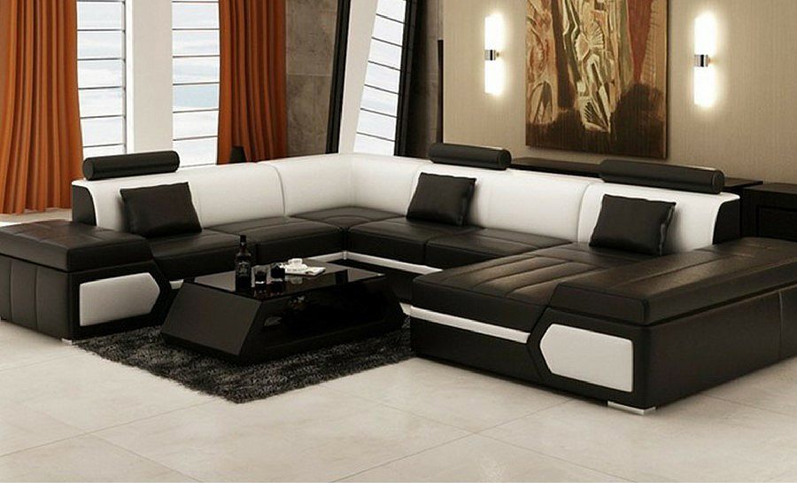 Vaultair - U1 Leather Lounge Set