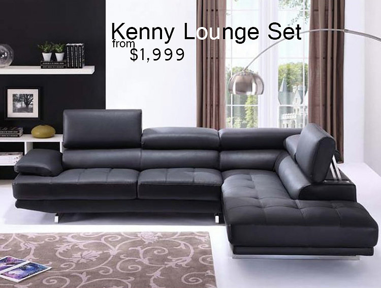 customisable leather sofas desired living sydney